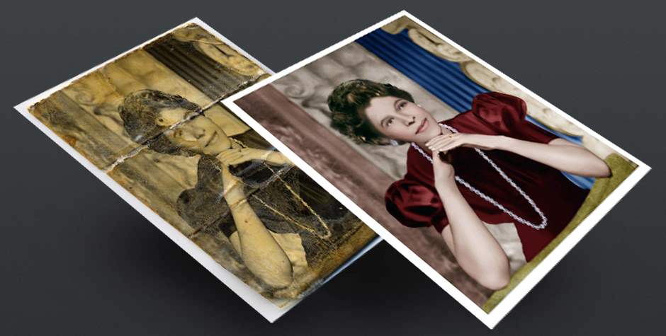Custom picture framing, picture framing, photo restoration